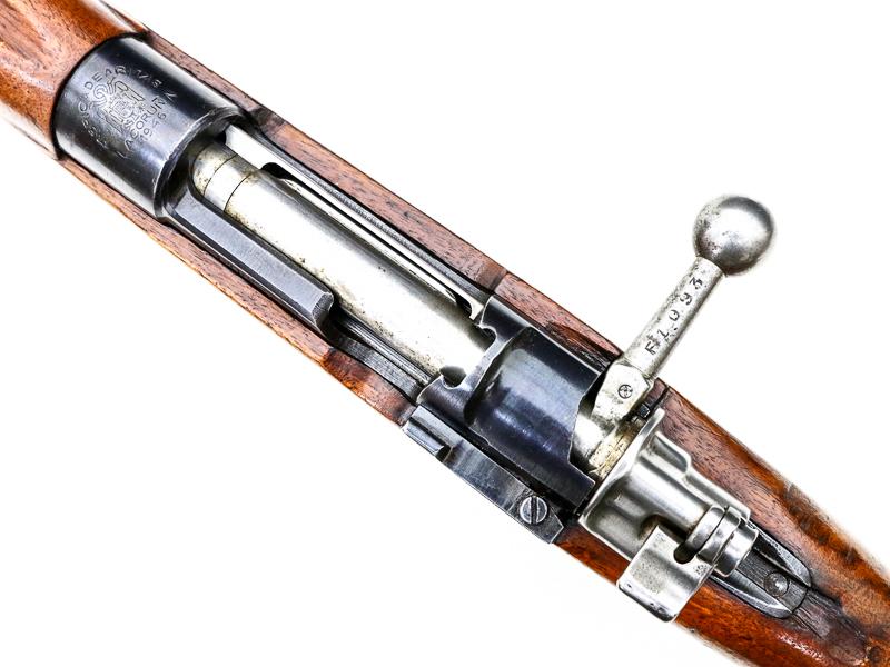 تفنگ برنو ساخت کشور اسپانیا