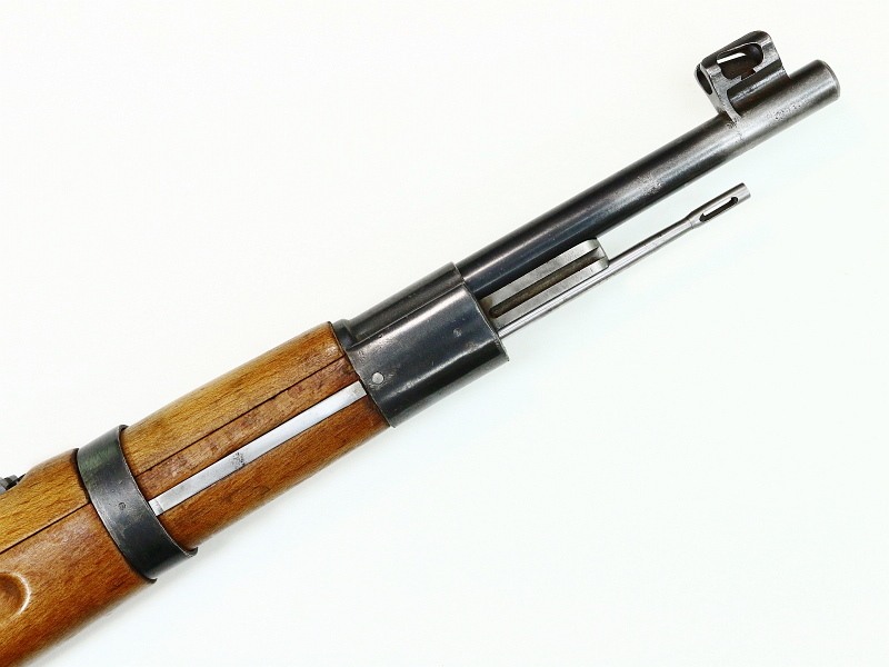 کارابین نمونه برنو کوتاه 1328 ساخت اسلحه سازی ارتش
